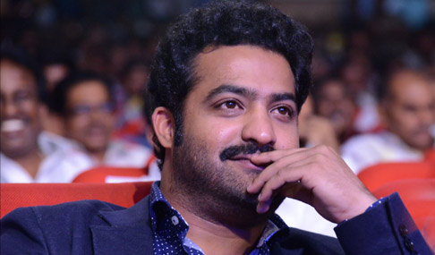 Ntr Stills at Rabhasa Audio