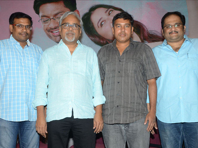 Naa Nuvve Movie Trailer Launch
