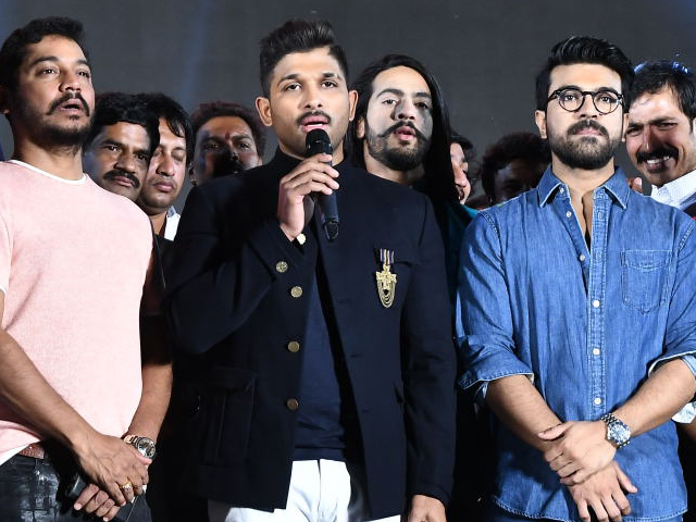 Naa Peru Surya Movie Pre Release Event Gallery