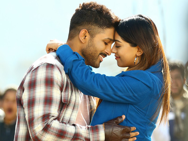 Naa Peru Surya Movie Photos