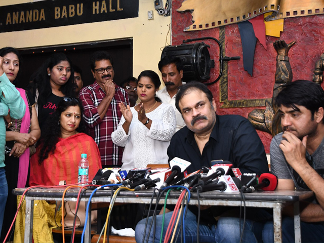 Nagababu Press Meet About Casting Couch Issues