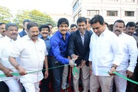 Nagarjuna and Ktr Launches Shooting Centerand ANR Gardens at FNCC