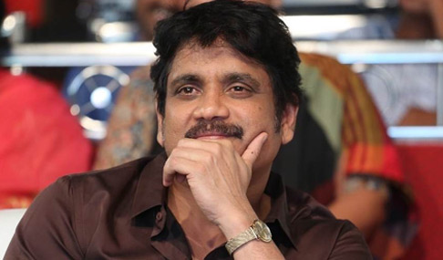 Nagarjuna at Dohchay Audio Release