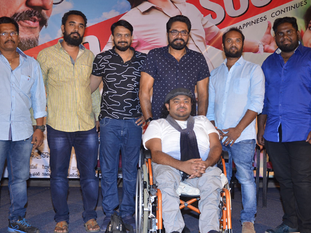 Nenorakam Movie Success Meet