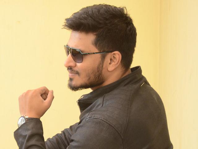 Actor Nikhil Interview Latest Stills Hero Nikhil Interview New