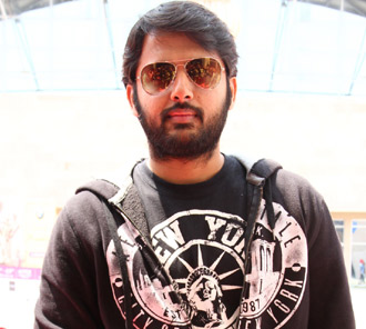 Nithin New Photos