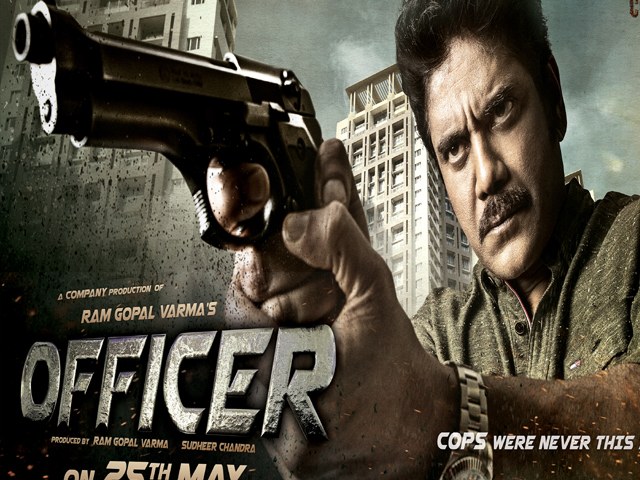 Officer Movie First Look