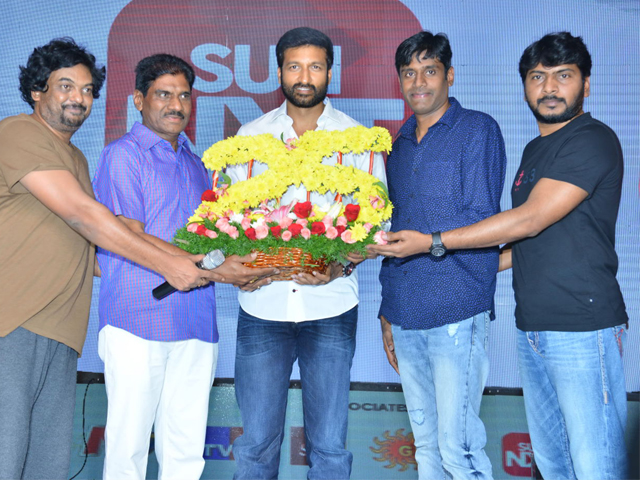 Pantham Movie Pre Release Event Photos
