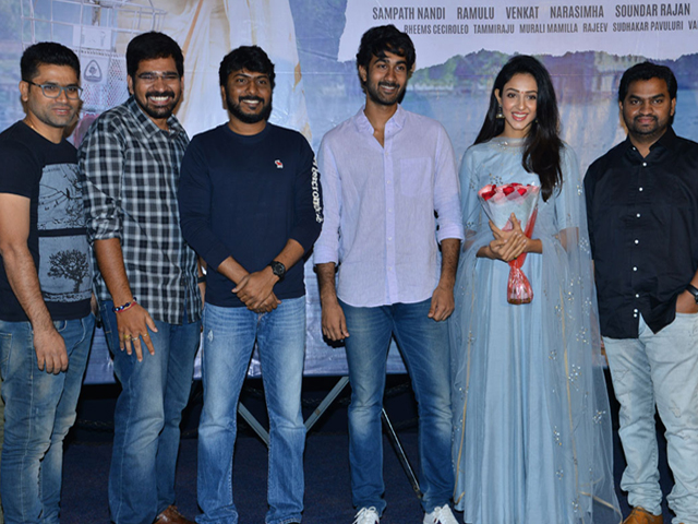 Paper Boy Theatrical Trailer Launch