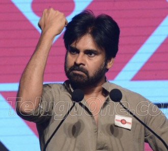 Pawan Kalyan Jana Sena Party Speech Photos