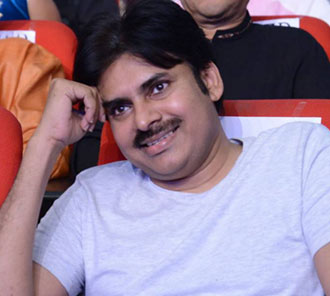 Pawan at Rey Movie Audio Launch