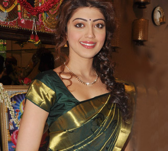 Pranitha Stills at RS Brothers