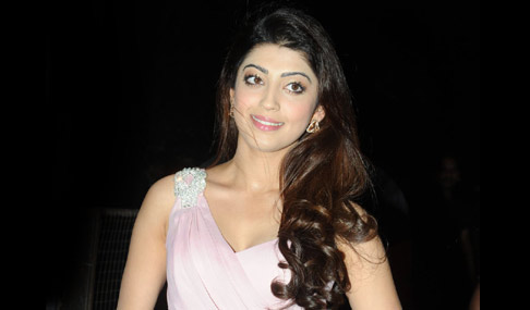 Pranitha at Rabhasa Audio