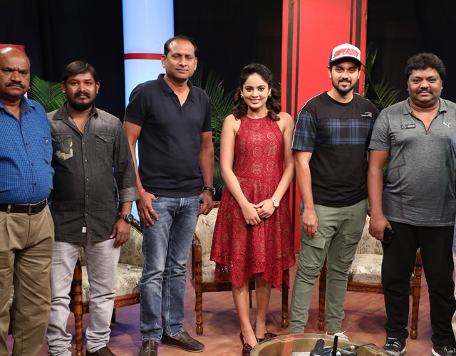 Prema Katha Chitram 2 Movie Merupula Merise Song Launch