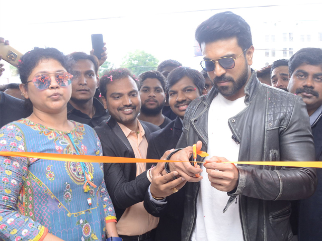 Ram Charan Launches Happi Mobiles Store