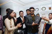 Ram Charan Launches Karishma n Co Flagship Store