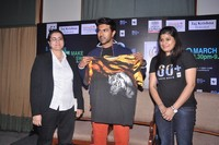 Ram Charan at 60+ Earth Hour Pressmeet