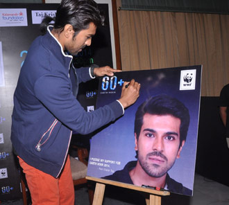 Ram Charan New Photo Stills