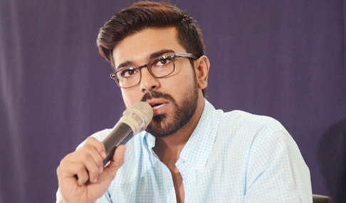 Ram Charan Press Meet Hudhud Cyclone