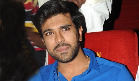 Ram Charan Press Meet Photos