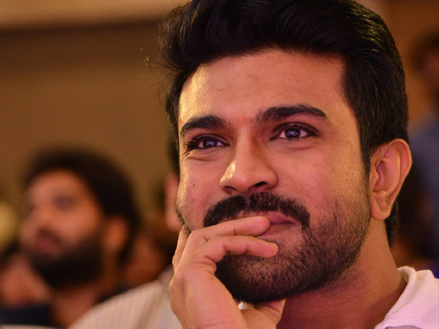 Ram Charan at Happy Wedding Pre Release