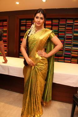 Rashi Khanna Saree Latest Photos Actress Rashi Khanna Saree Latest