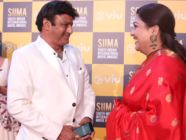 SIIMA Awards 2018 Day 2 Red Carpet