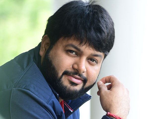 SS Thaman Interview Photos