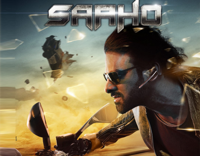 Saaho New Posters