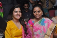 Samantha And Kavitha Launches Sunshine Hospitals At Madhapur
