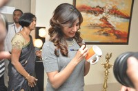 Samantha at Livlife Hospital Join Hands to Work Event