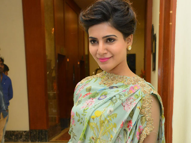Samantha Ruth Prabhu latest pics