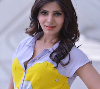 Actress Samantha New Images