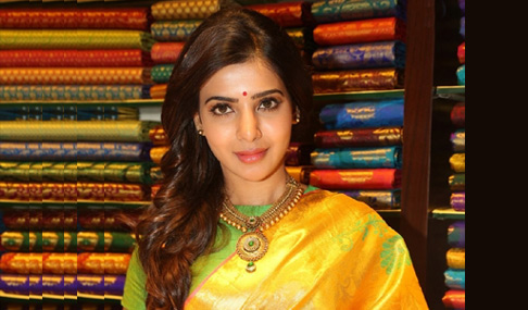 Samantha Actress Photo Pics