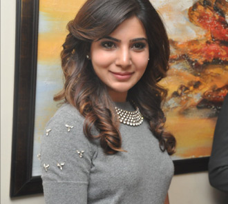 Samantha Actress Stills