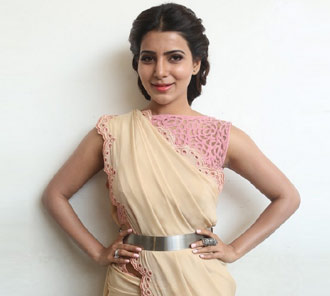 Samantha Interview In Manam
