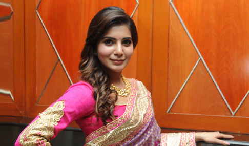Samantha Ramp Walk Photos