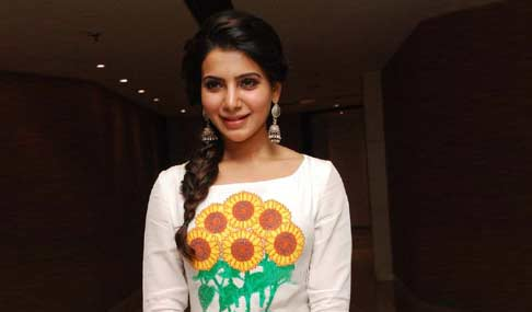 Samantha Ruth Prabhu New Photos
