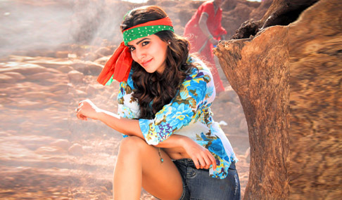 Samantha Stills at Sikandar