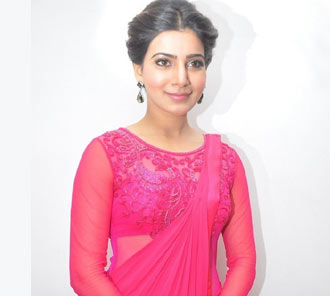 Samantha at Autonagar Surya Audio