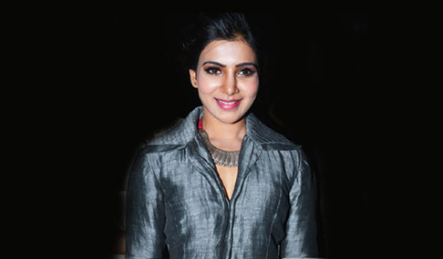 Samantha at Rajendra Prasad Son Wedding Reception