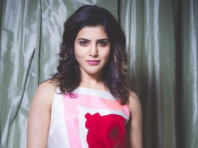 Samantha Photo Shoot Photo Gallery