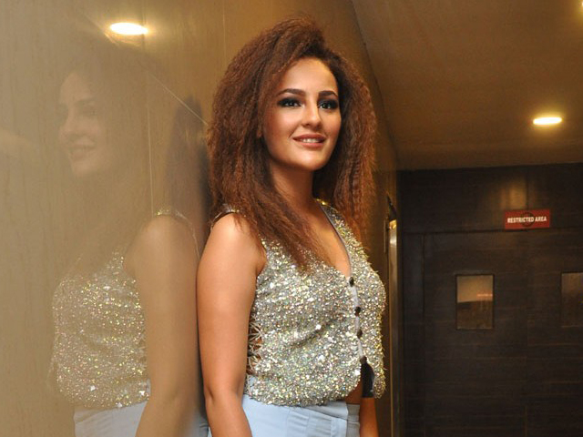 Seerat Kapoor From Touch Chesi Chudu Pre Release