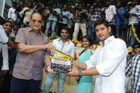 Mahesh Babu Opening Senior Naresh Son Movie