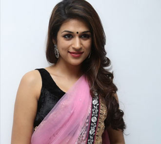 Shraddha Das Saree Photo Pics