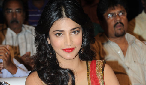 Shruti Hassan Actress Photos