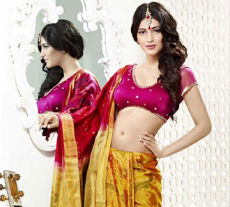 Shruti Hassan Photoshoot In Saree