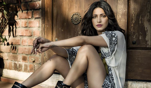 Shruti Hassan Juice Magazine Photo Shoot