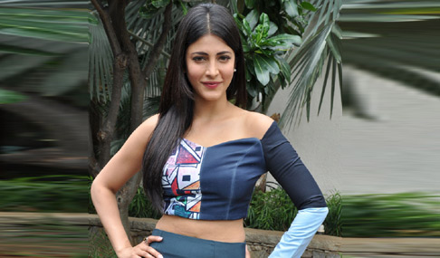 Shruti Haasan Latest Pictures