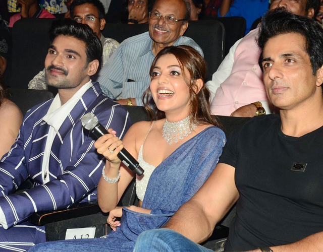 Sita Movie Pre Release Function Stills
